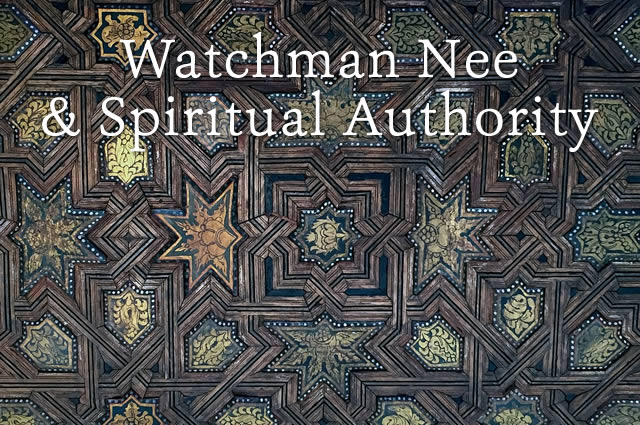 the spiritual man watchman nee pdf